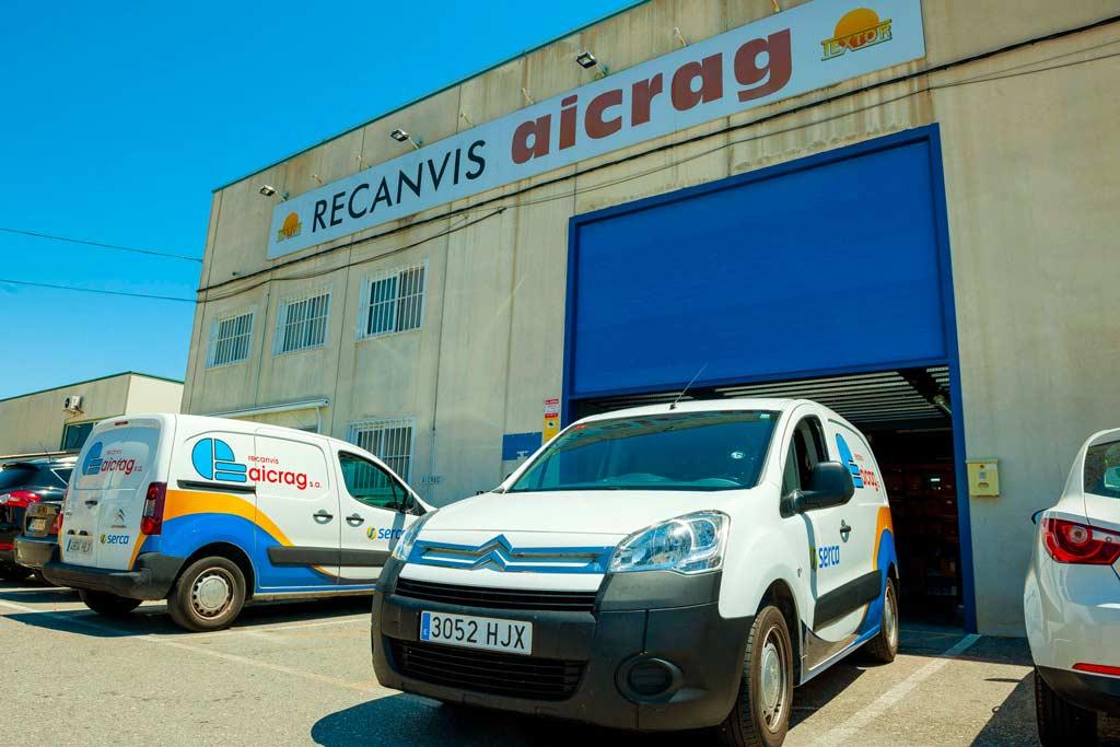 Tarragona oficinas centrales