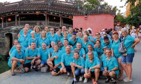 Recanvis Aicrag viaja a Vietnam