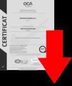Descarrega el certificat en PDF
