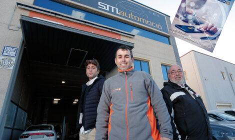 SM Automoció, en El Periódico del Taller de Serca
