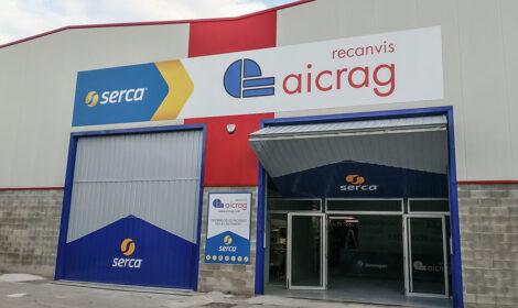 Recanvis Aicrag abre delegación en Igualada
