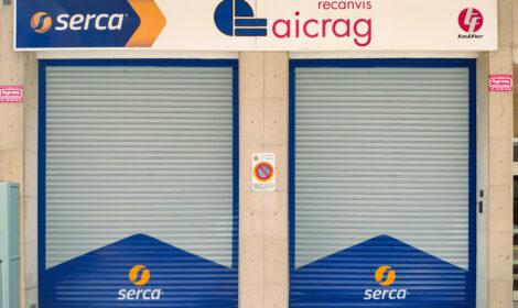 Recanvis Aicrag integra en su estructura a Recambios Telfer