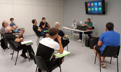 Recanvis Aicrag forma als tallers sobre les noves eines i tecnologies